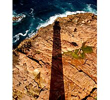 Gabo Lighthouse Photographic Print