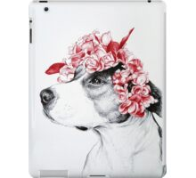 Dog crown iPad Case/Skin