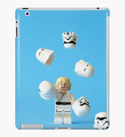 """""""Roll up! Roll up!"""" iPad Case/Skin"""