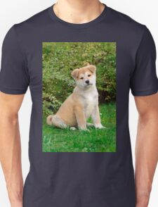 Akita puppy Unisex T-Shirt