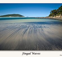 Fingal Waves by Michael Howard