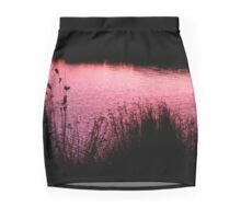 Dark River Mini Skirt