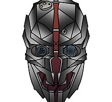 Dishonored 2 - Corvo's Mask by MikeTheGinger94