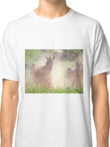 What's the Hurry Boys? - Kruger NP South Africa Classic T-Shirt