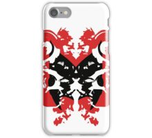 Batwoman Abstract iPhone Case/Skin