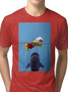 Star-Jaws Tri-blend T-Shirt