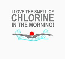 I Love the Smell of Chlorine in the Morning T Shirts, Stickers and Other Gifts T-Shirt