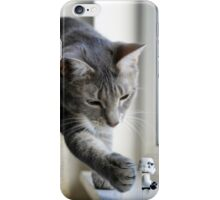It's behind you! iPhone Case/Skin