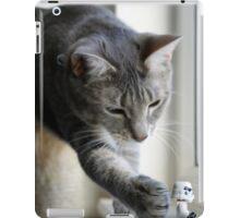 It's behind you! iPad Case/Skin