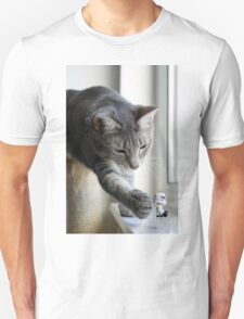It's behind you! Unisex T-Shirt