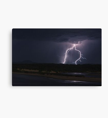 Double Fork Canvas Print