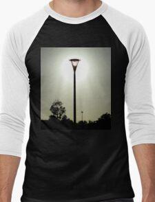 Day Light Men's Baseball ¾ T-Shirt
