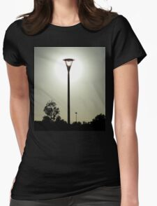 Day Light Womens Fitted T-Shirt