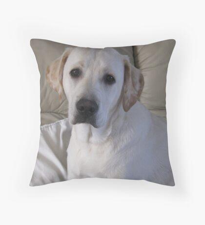 so sad  Throw Pillow