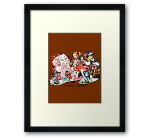 Touhou Project Framed Print