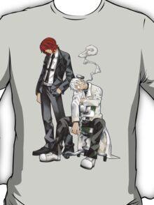 Soul Eater - Spirit Albarn & Dr. Stein T-Shirt