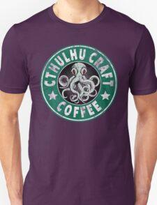 Cthulhu Craft Coffee Unisex T-Shirt