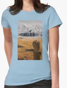 Fantastic Mr. Fox Womens Fitted T-Shirt