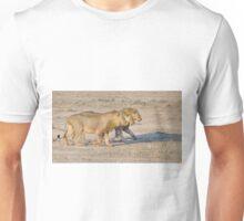 Brothers in Arms - Etosha NP Namibia Unisex T-Shirt