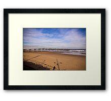 Saltburn Pier #2 Framed Print