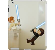 """You've taken your first step into a larger world."" iPad Case/Skin"