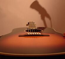The Guitar by Eve Parry