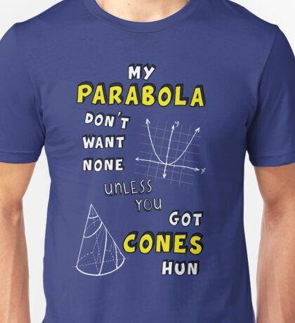 My Parabola Unisex T-Shirt