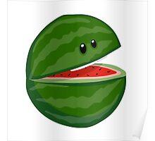 Wonderful Watermelon Poster