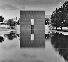 OKC Memorial 9:01 by Stephen Thomas