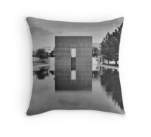 OKC Memorial 9:01 Throw Pillow
