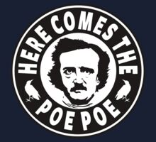 Here Comes The Poe Poe One Piece - Long Sleeve