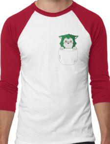 Shintaro Midorima Puppy Men's Baseball ¾ T-Shirt