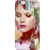Vengeance of a betrayed woman iPhone Case/Skin