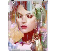 Vengeance of a betrayed woman iPad Case/Skin