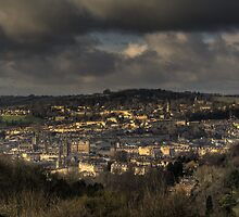 Bath Skyline by Nick Ball