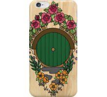 Hobbit Hole iPhone Case/Skin