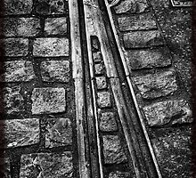 Off the rails by Simon Duckworth