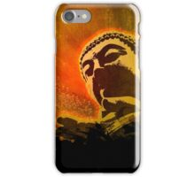 Buddha Bubbles iPhone Case/Skin