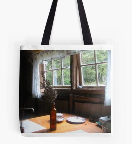 Inside Waldheim, Cradle Mountain, Tasmania, Australia. Tote Bag
