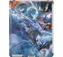 Magnetic midnight bridging worlds of time and space iPad Case/Skin