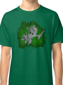 The Minish Brush Green Classic T-Shirt