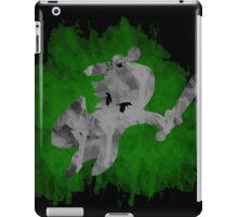 The Minish Brush Green iPad Case/Skin