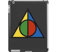 Deathly hallows iPad Case/Skin