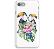 Toucans iPhone Case/Skin