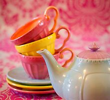 Time for tea! by Zoe Power