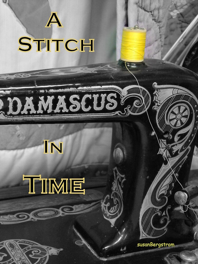 A Stitch In Time by Susan Bergstrom