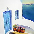 20-07-2008 Santorini (Original) by BuaS