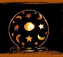Moon and stars!... by sendao
