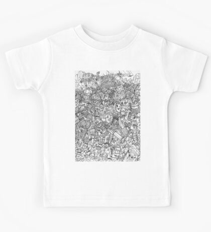 Armored Army Kids Tee