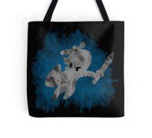 The Minish Brush Blue Tote Bag